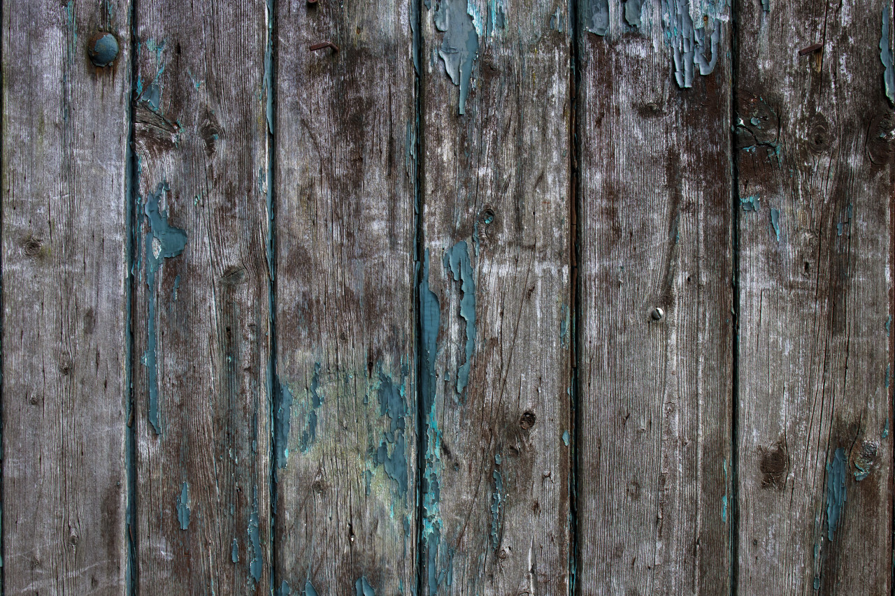 Old wood plank wall texture background