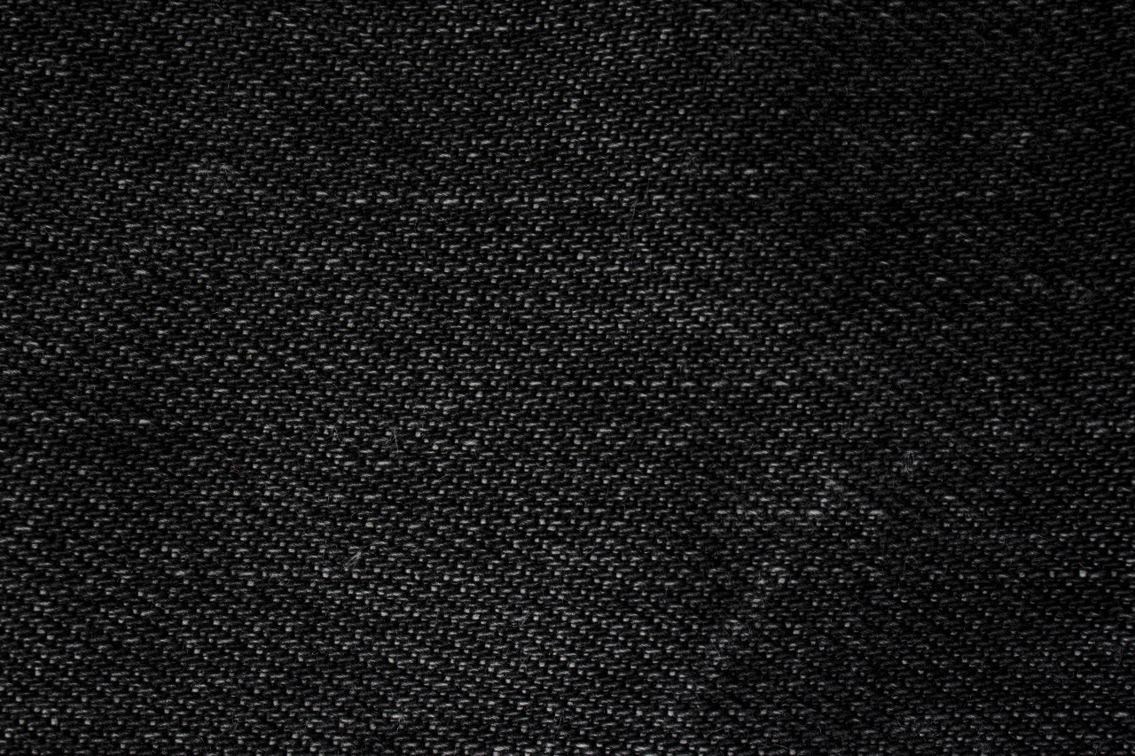 Black denim jeans cloth texture background