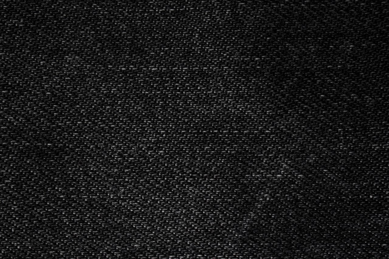 Black denim jeans cloth texture background