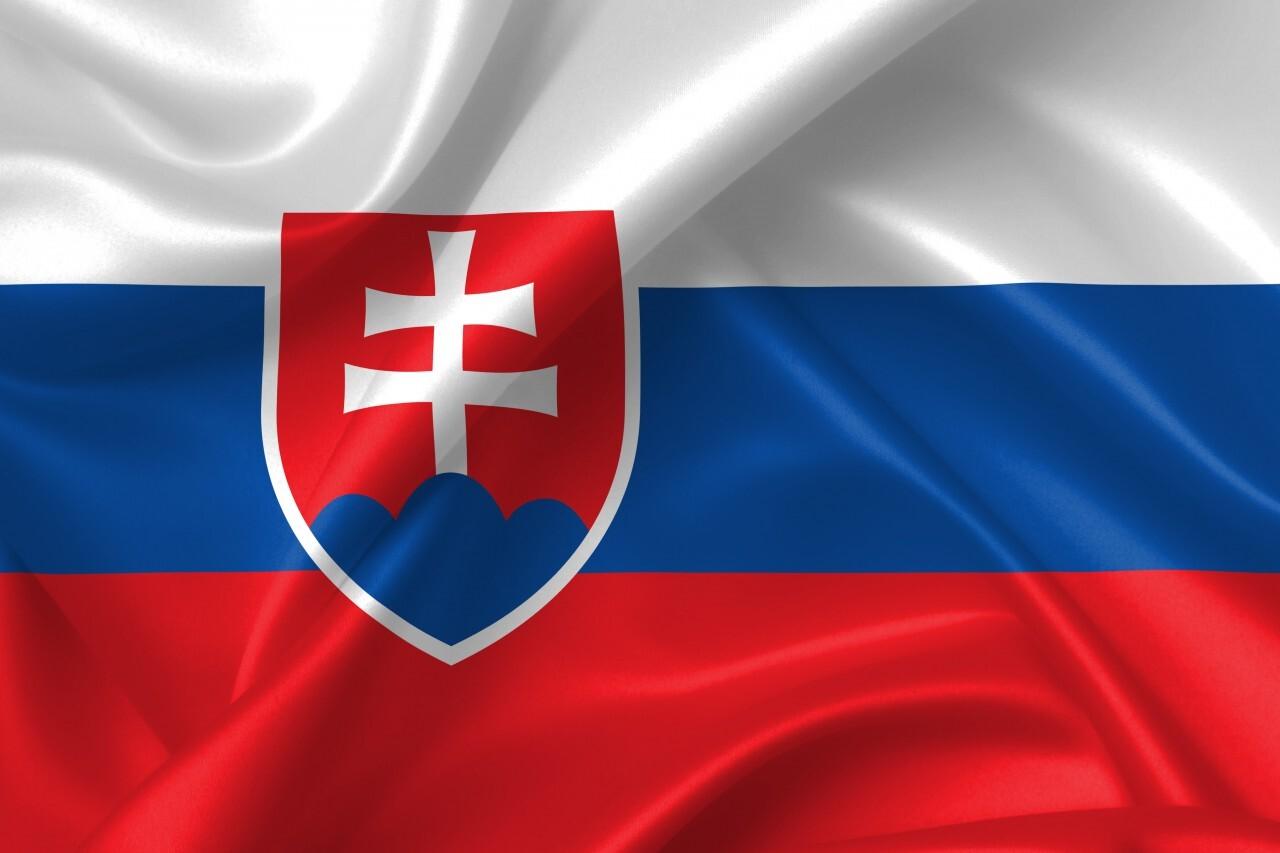 flag of slovakia
