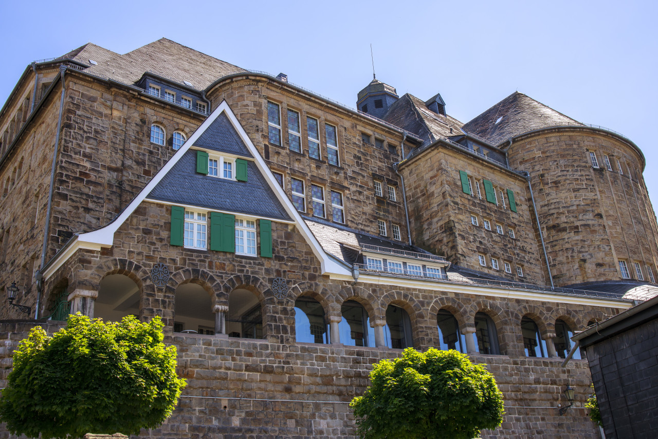 City Hall in Velbert Langenberg