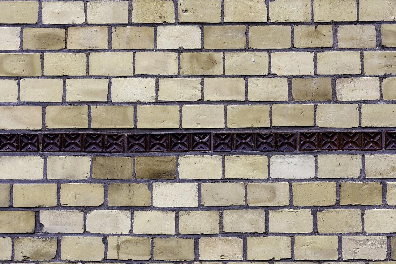 full frame image brick wall texture