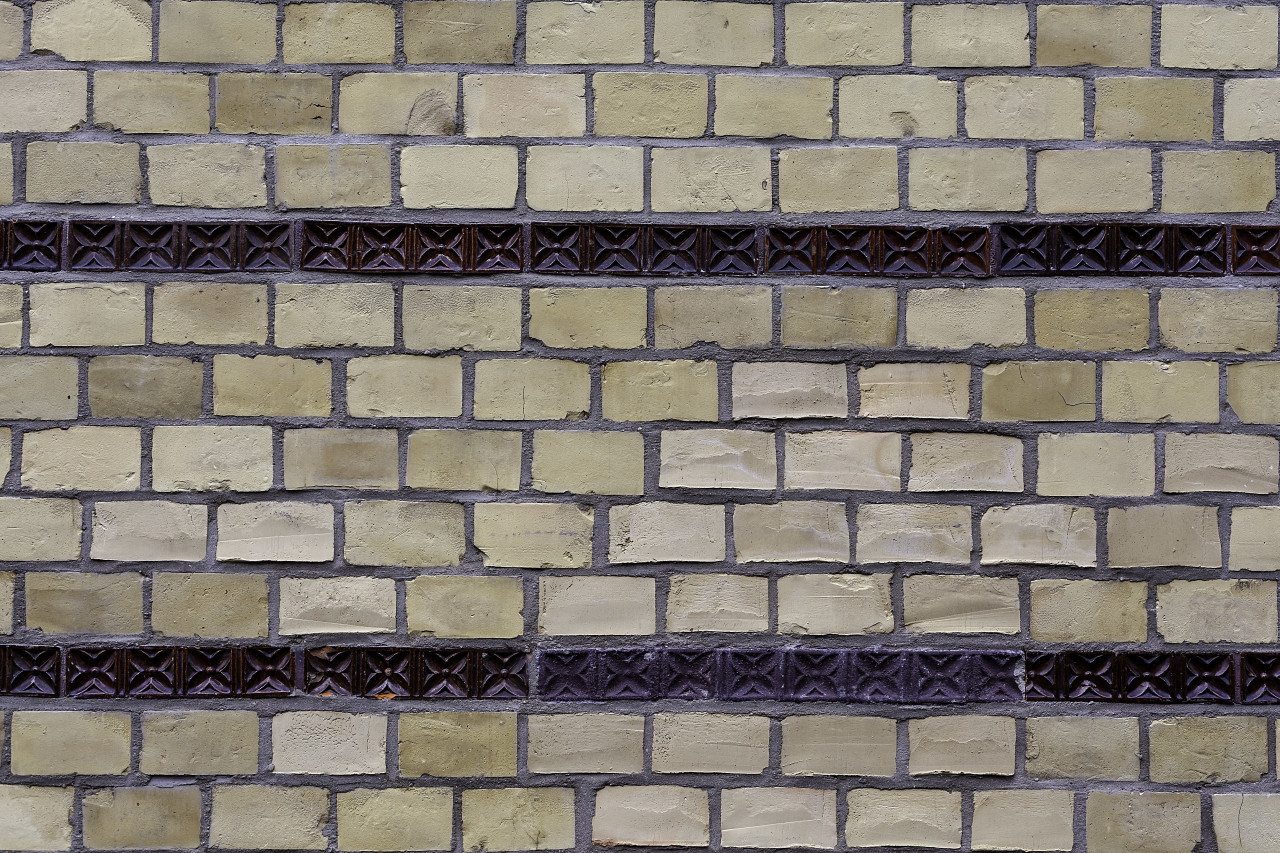 full frame image brick wall texture