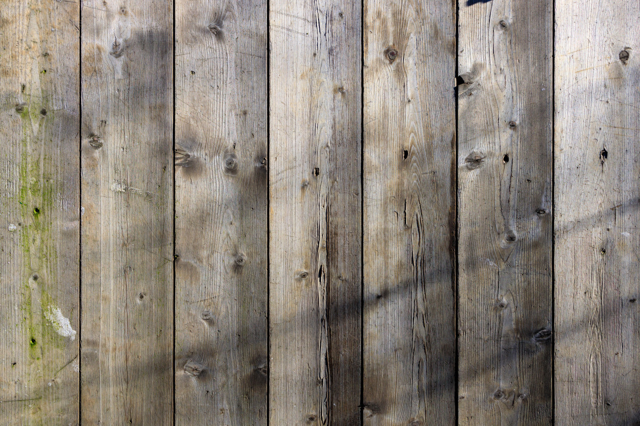 wood texture background - wood planks light brown