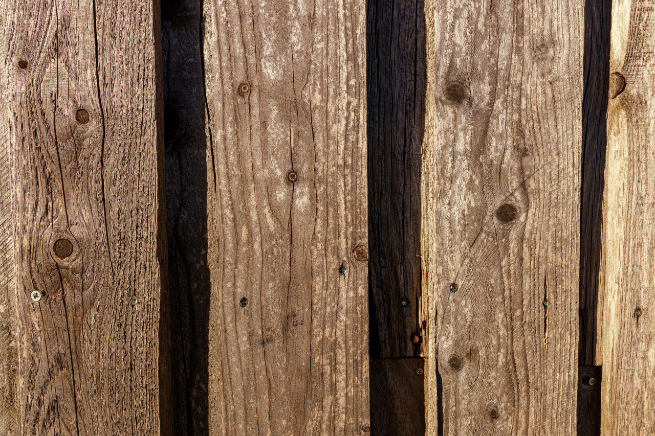 rustical weathered wood texture background