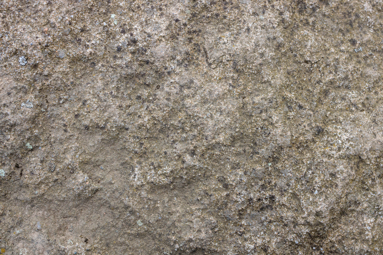 Rough gray stone texture
