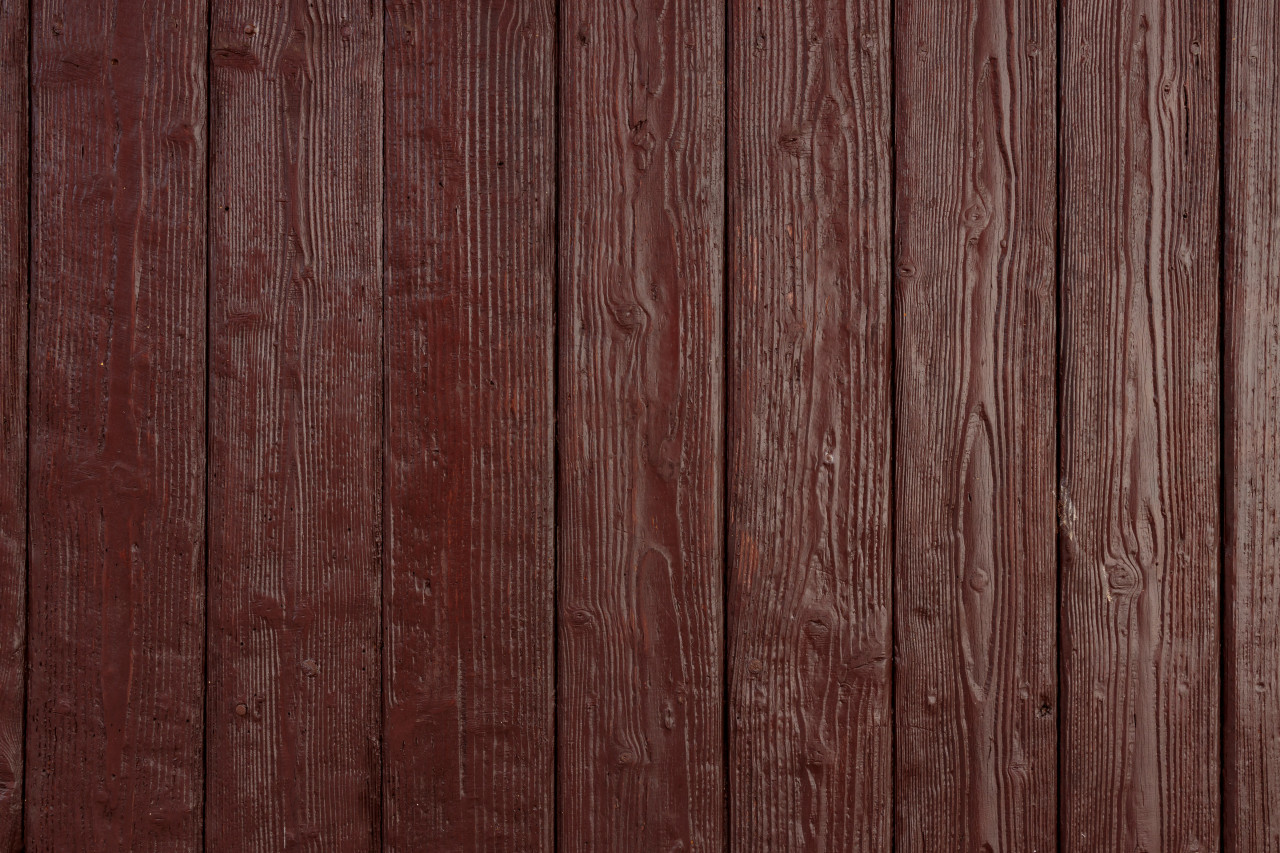 thick painted wood planks texture