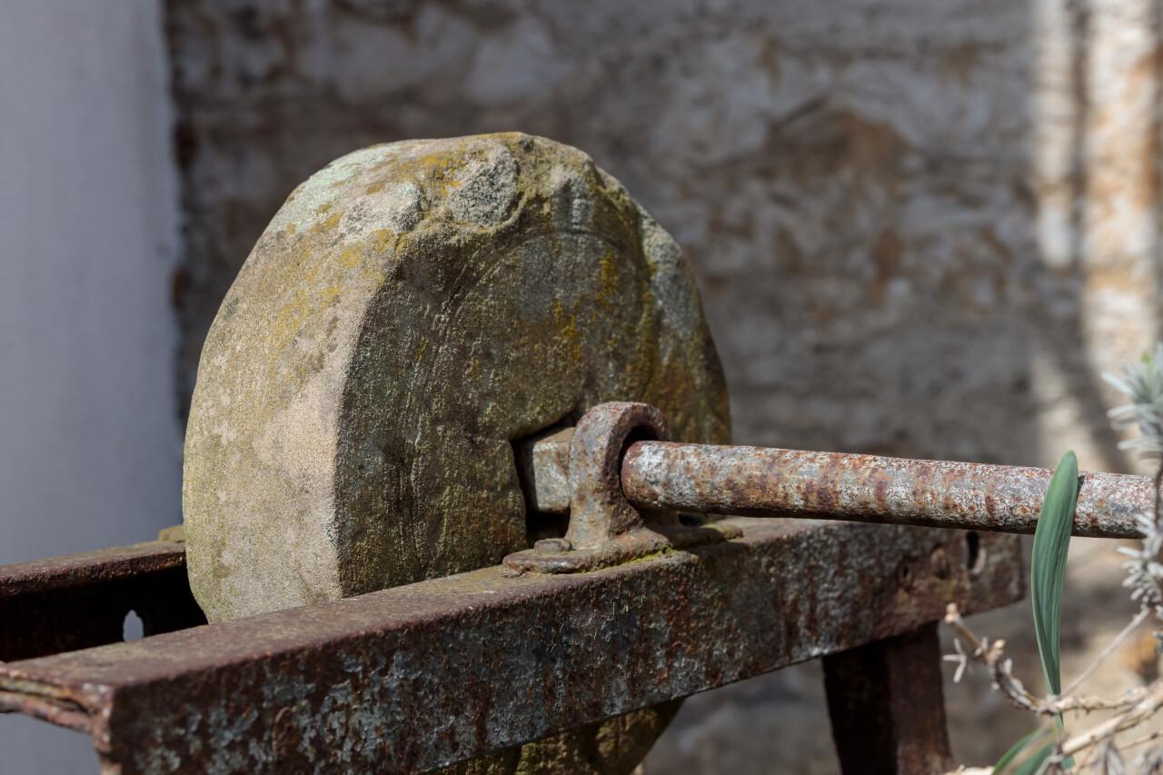 Medieval Grindstone