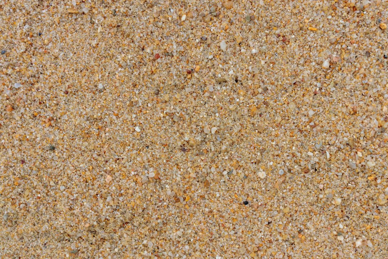 High resolution sand background
