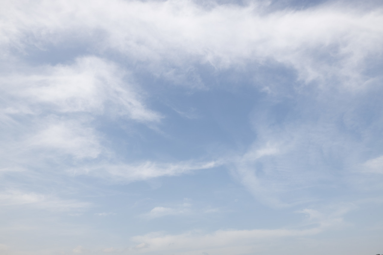 soft cloudy sky for sky replacement