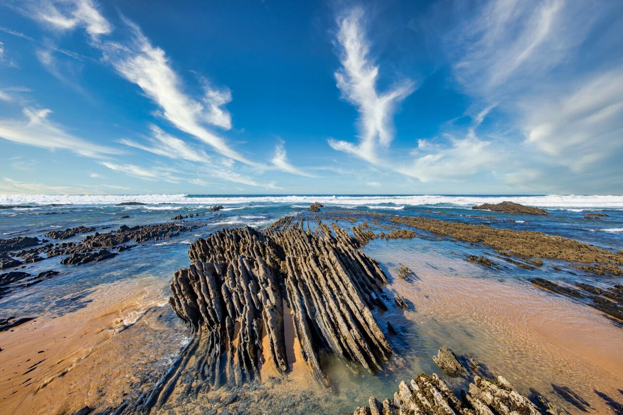Portugal Seascape Panorama