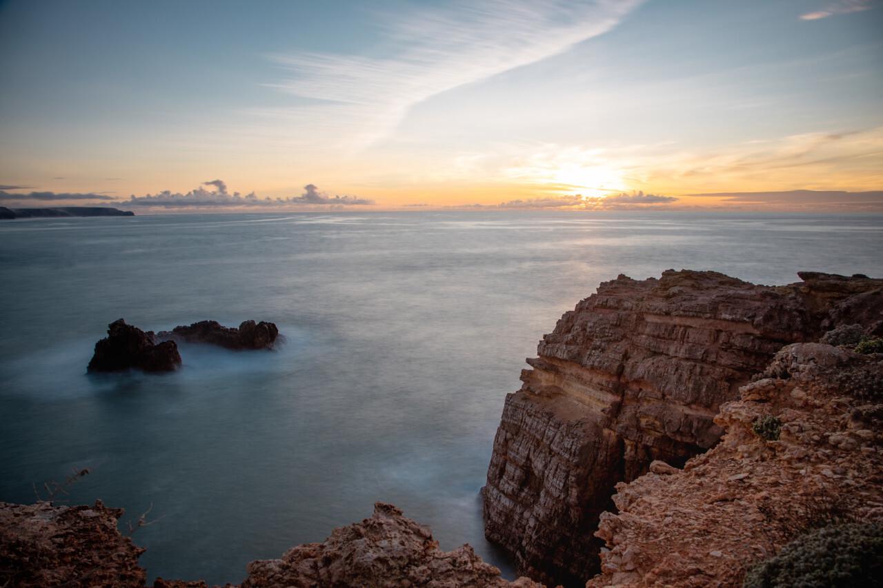 Carrapateira Cliffs Seascape