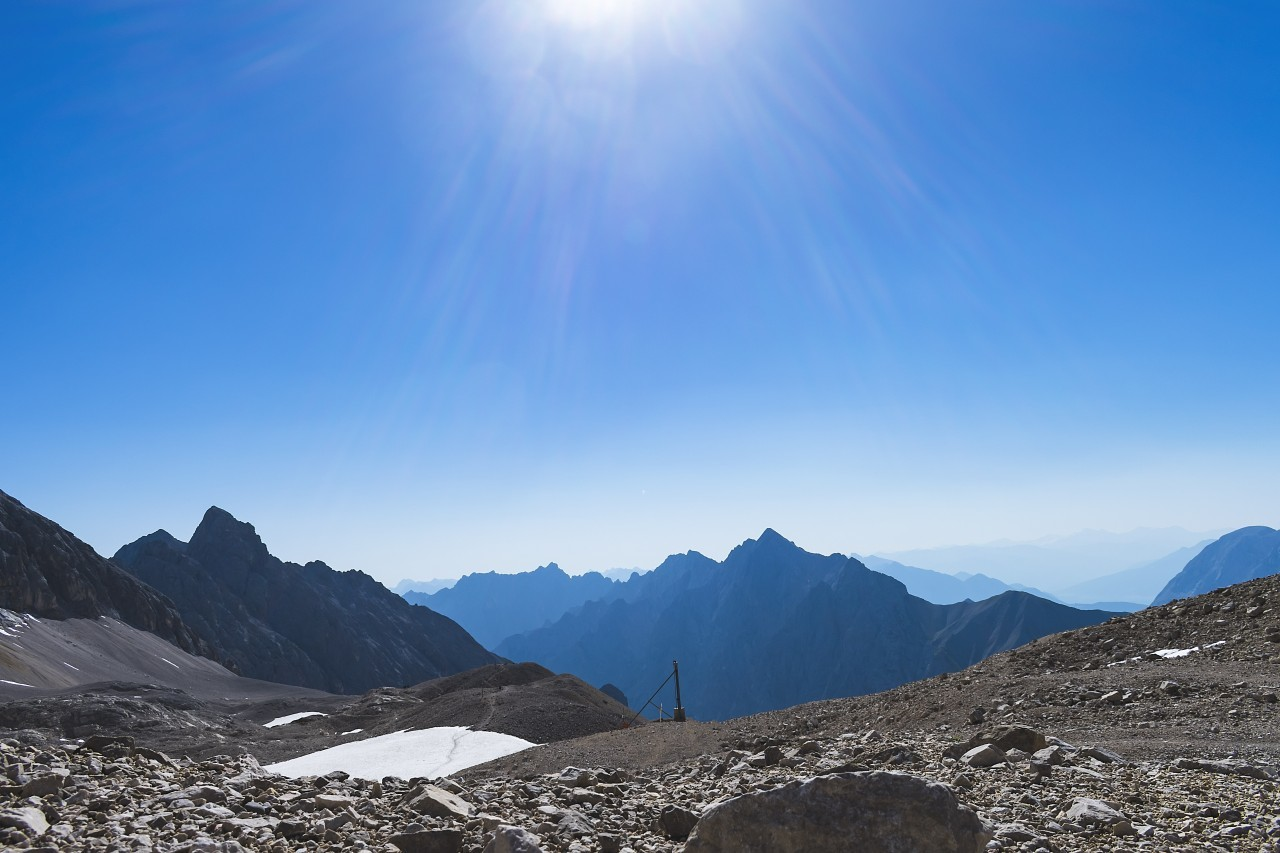 zugspitze mountains