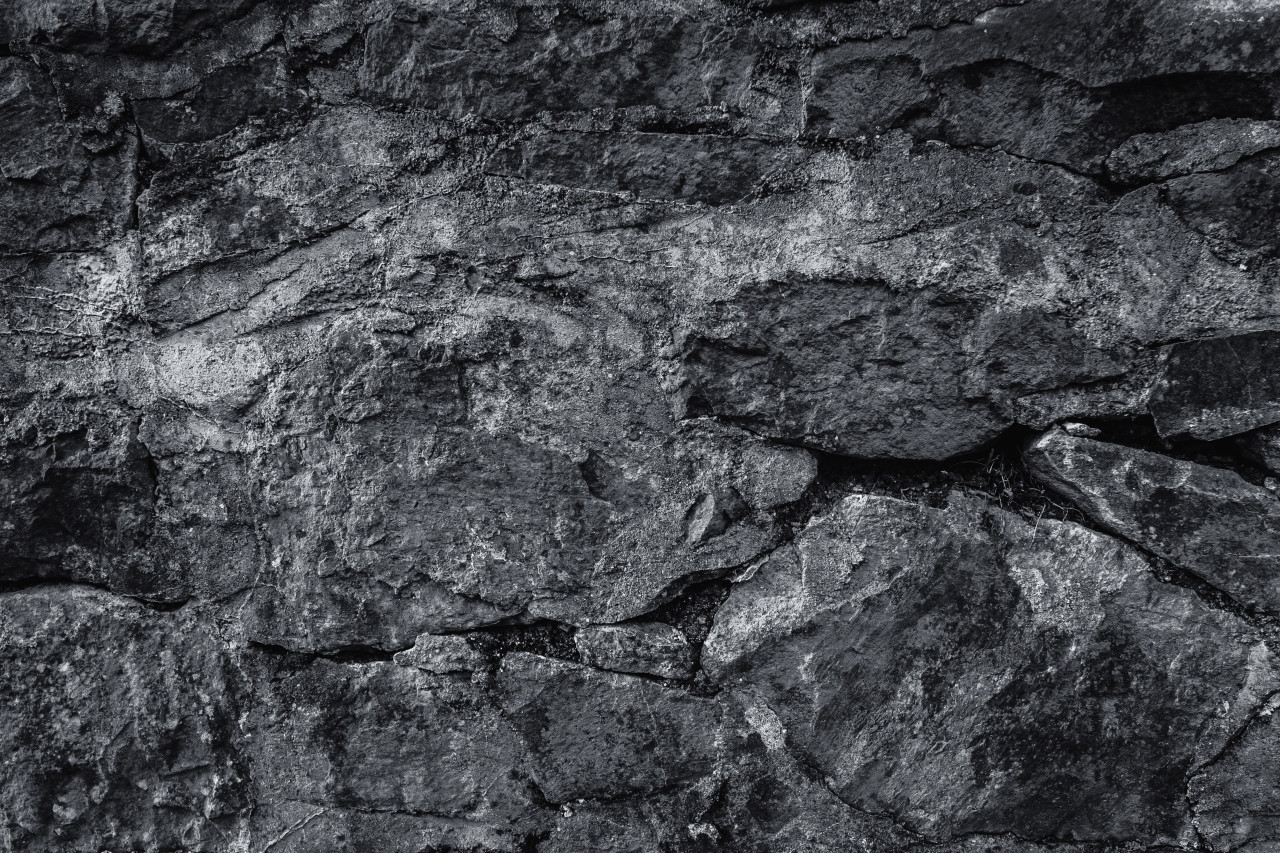 gray massive rock texture