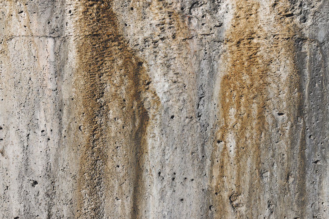 weathered stone wall texture