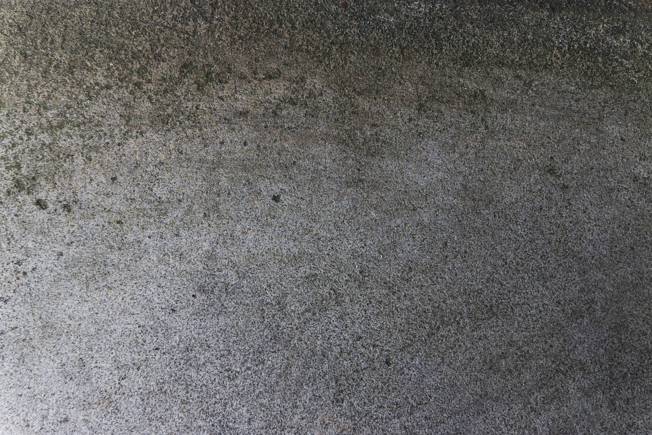 concrete texture of a a stair step
