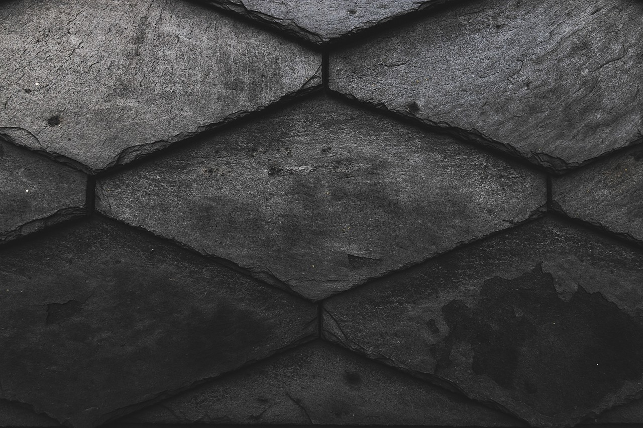 dark decorative slate slabs texture background