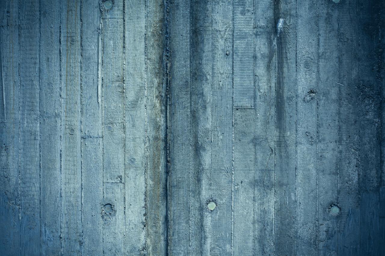 grunge blue wood texture