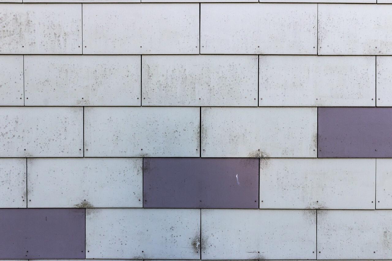 plastic paneling texture