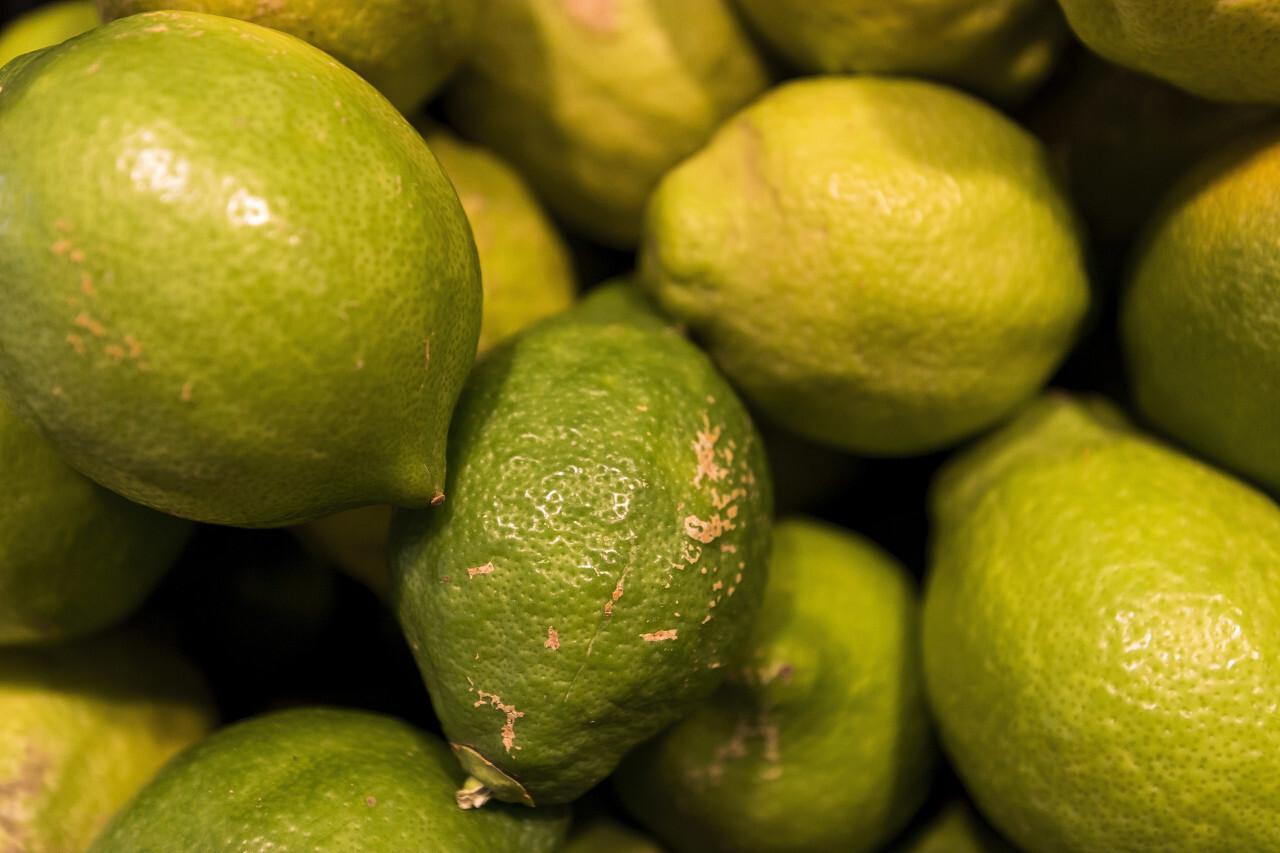 many limes