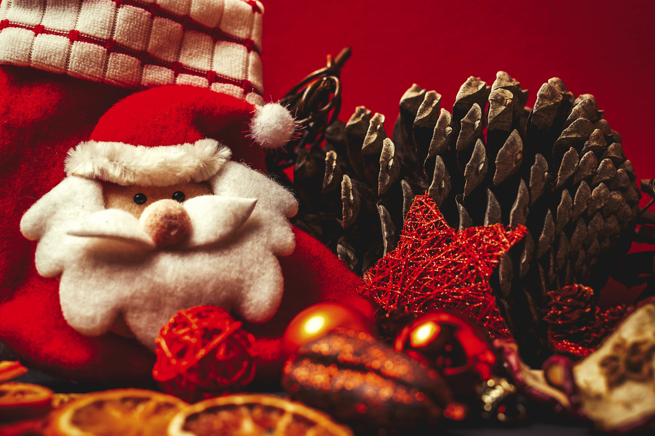 christmas decoration xmas socks