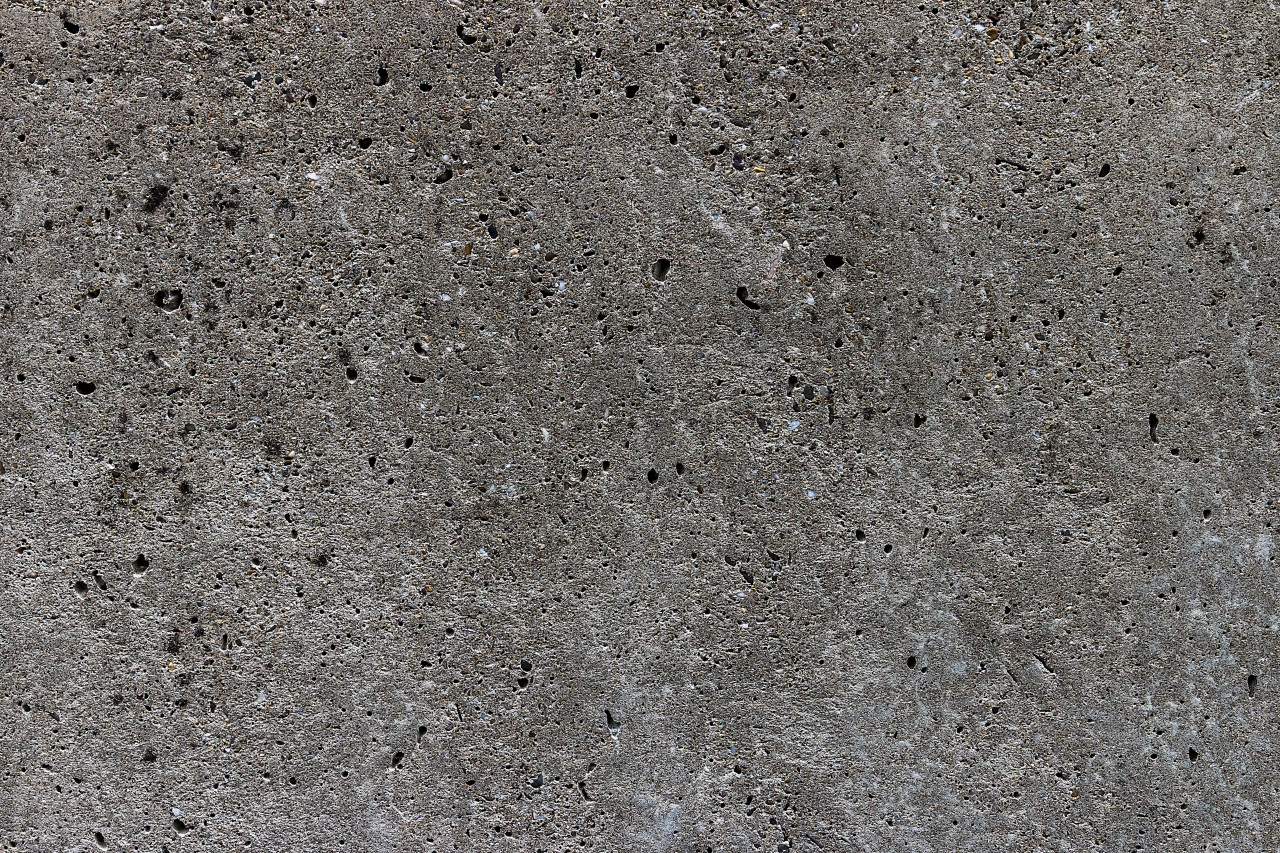 pitted concrete texture