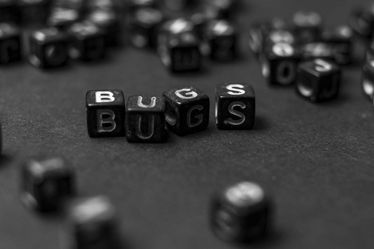 software bugs blocks