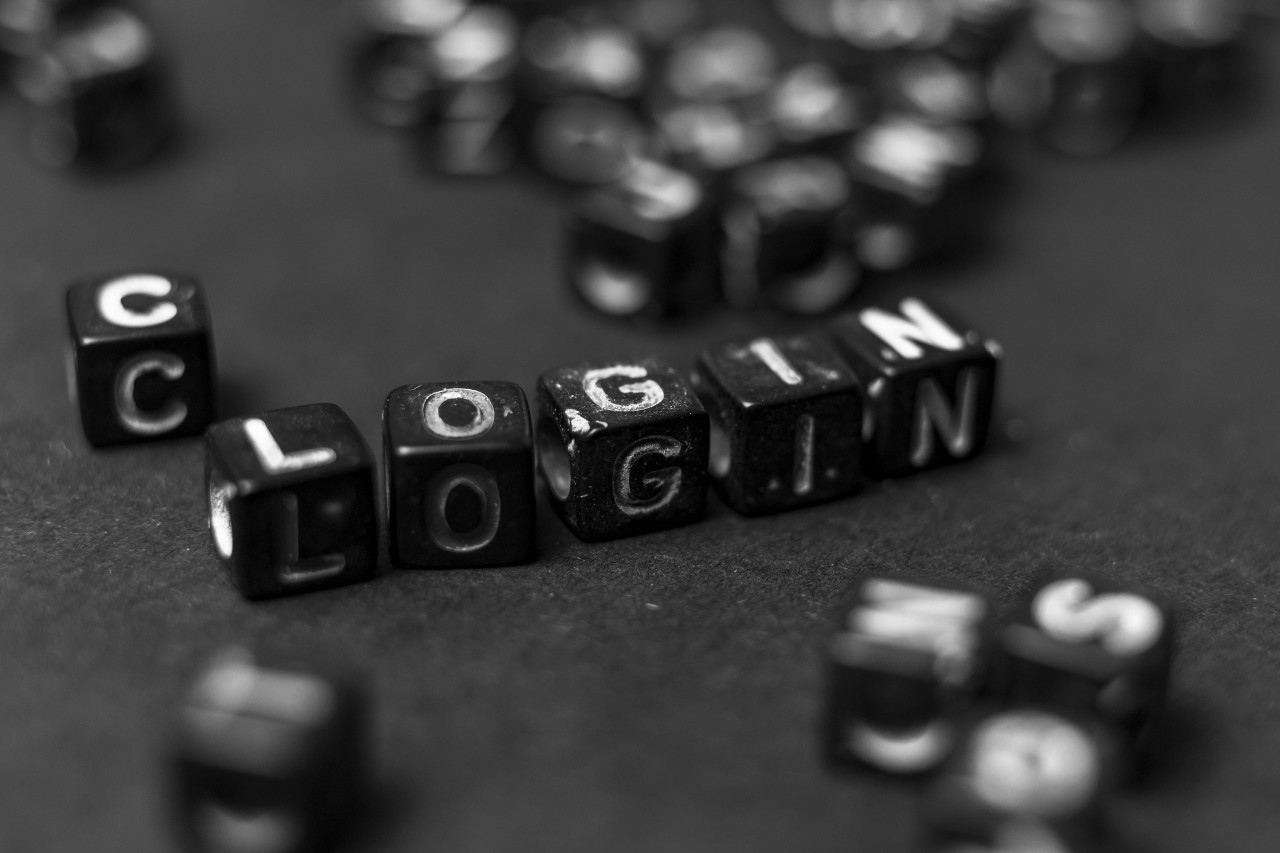 login blocks