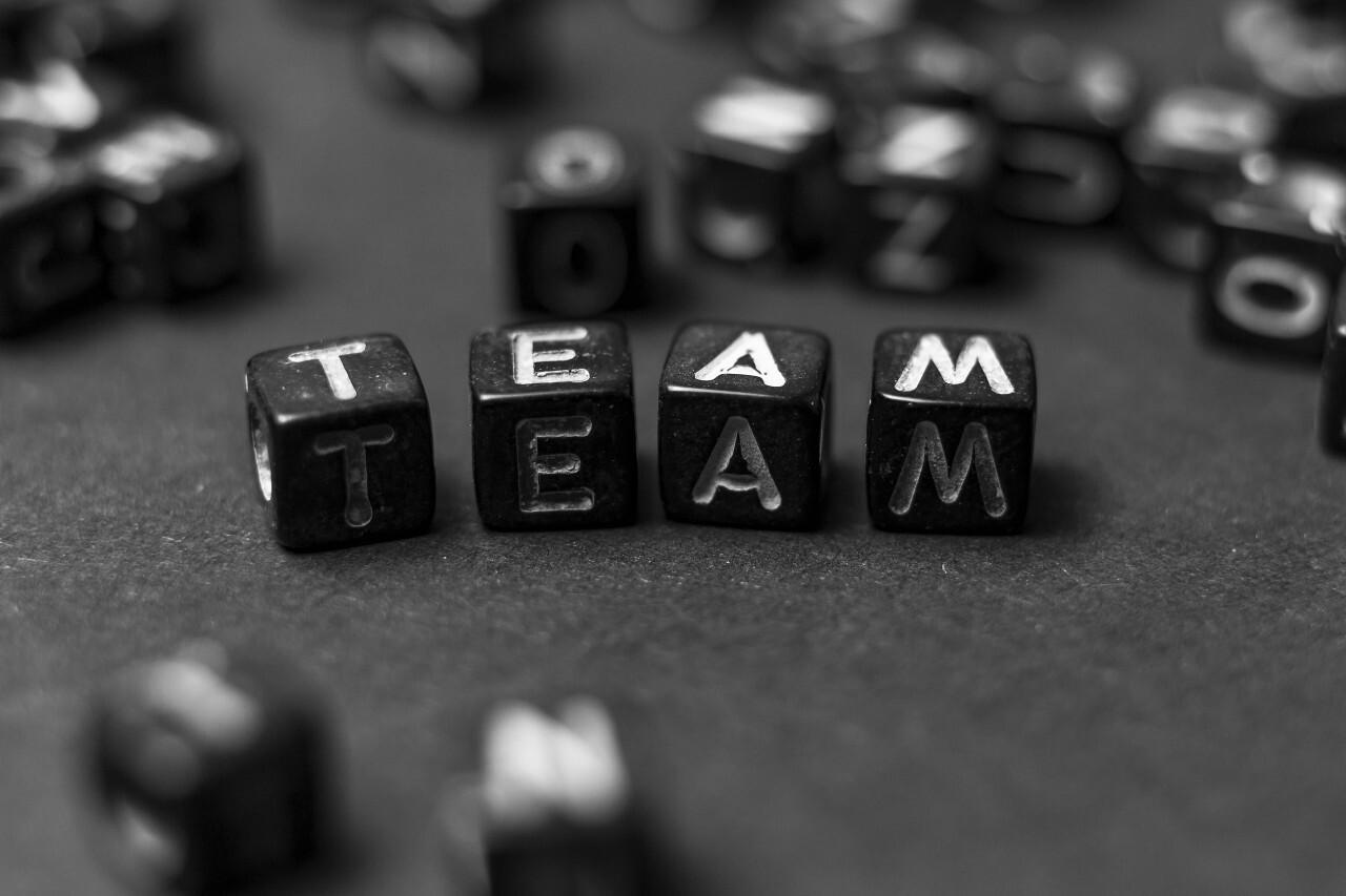 team blocks