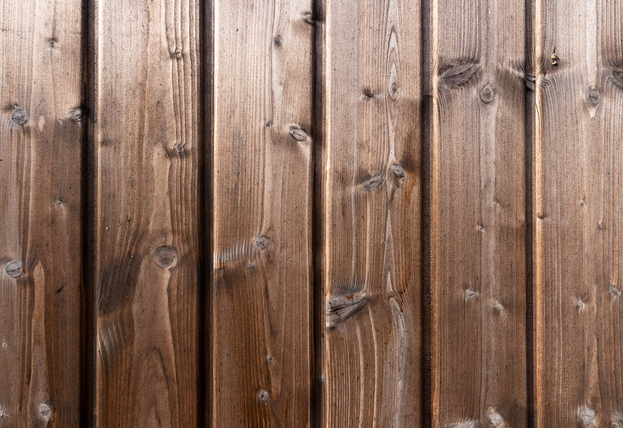 bright brown wood planks texture