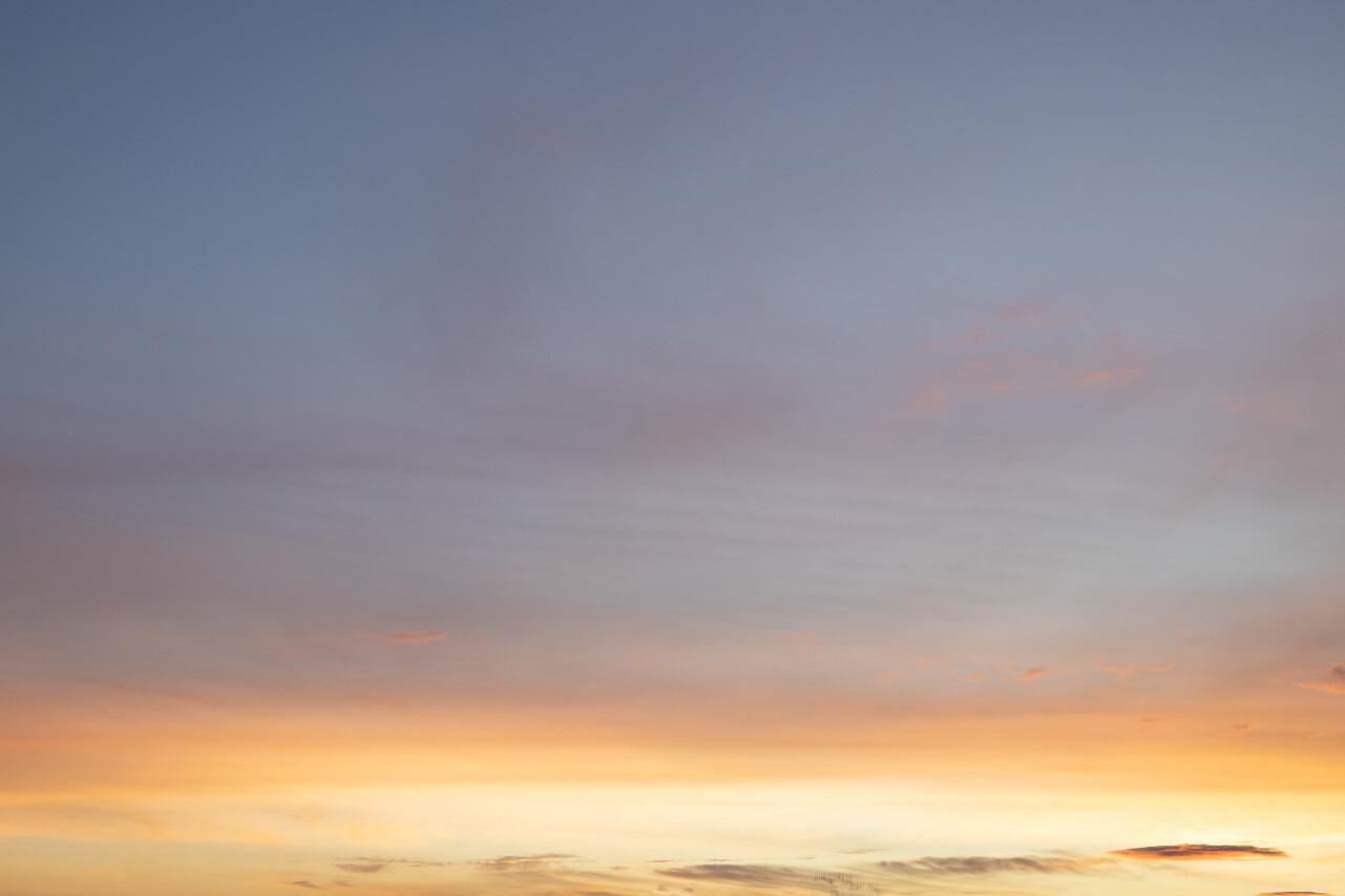 Sky Replacement Sunset