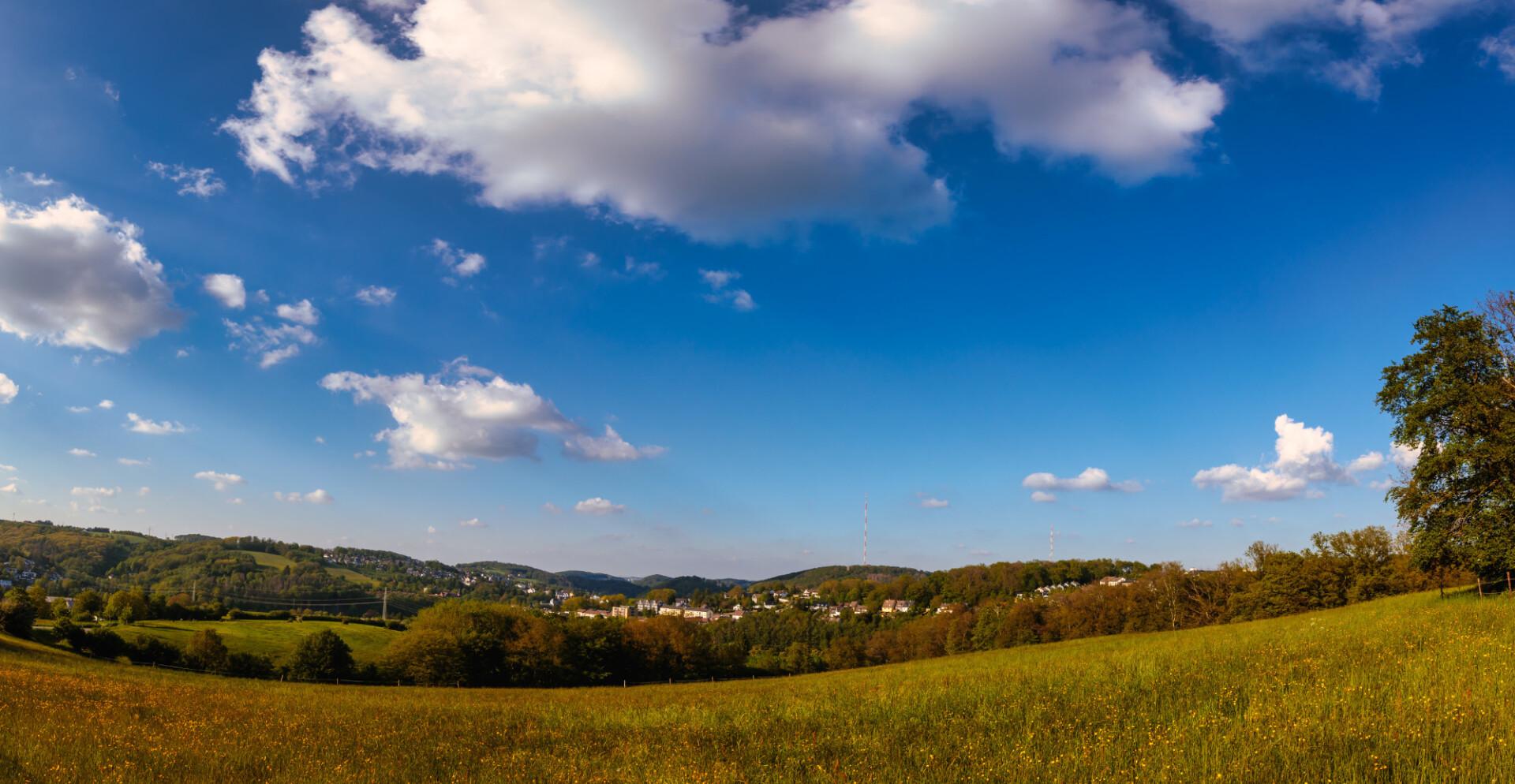velbert langenberg rural landscape