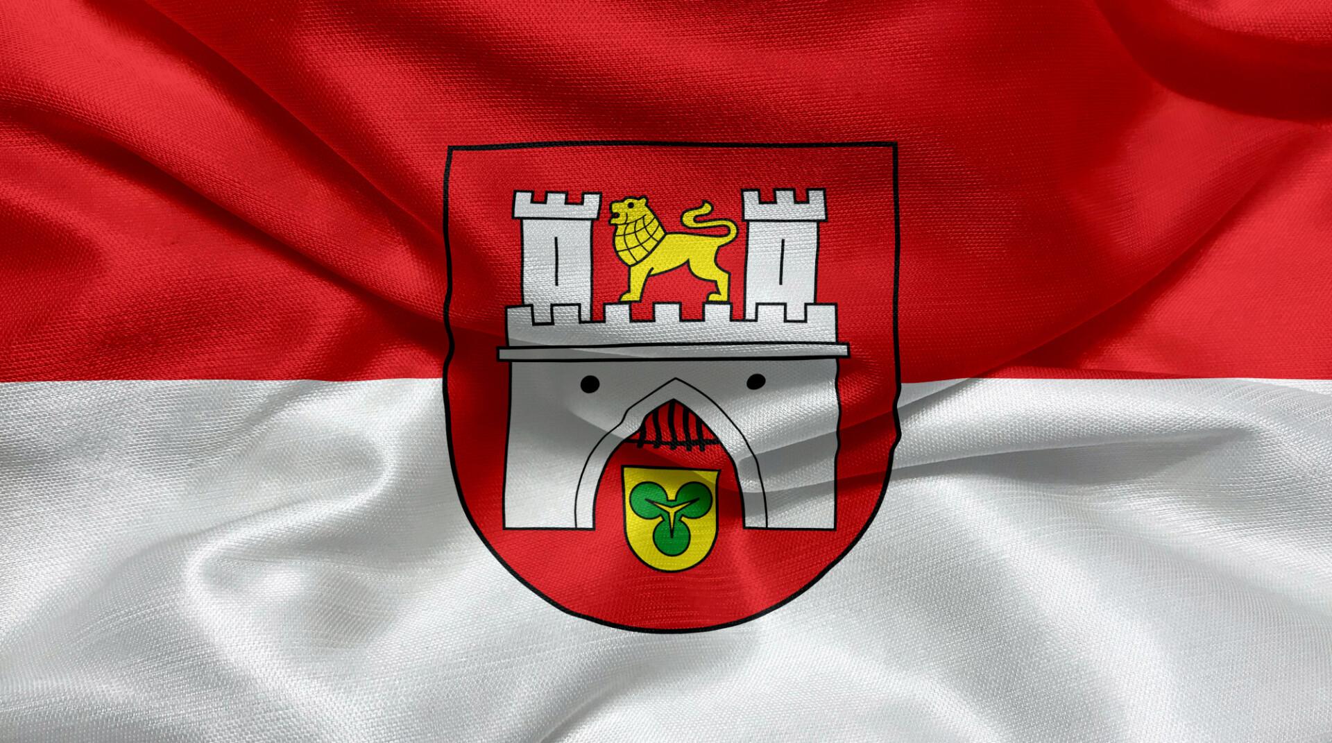Flag of Hanover, Lower Saxony