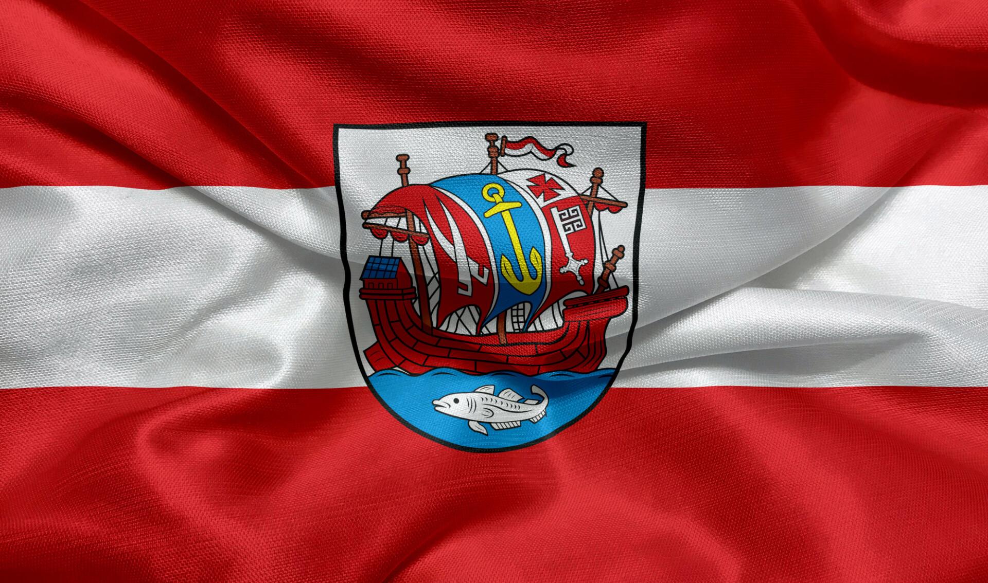 Flag of Bremerhaven