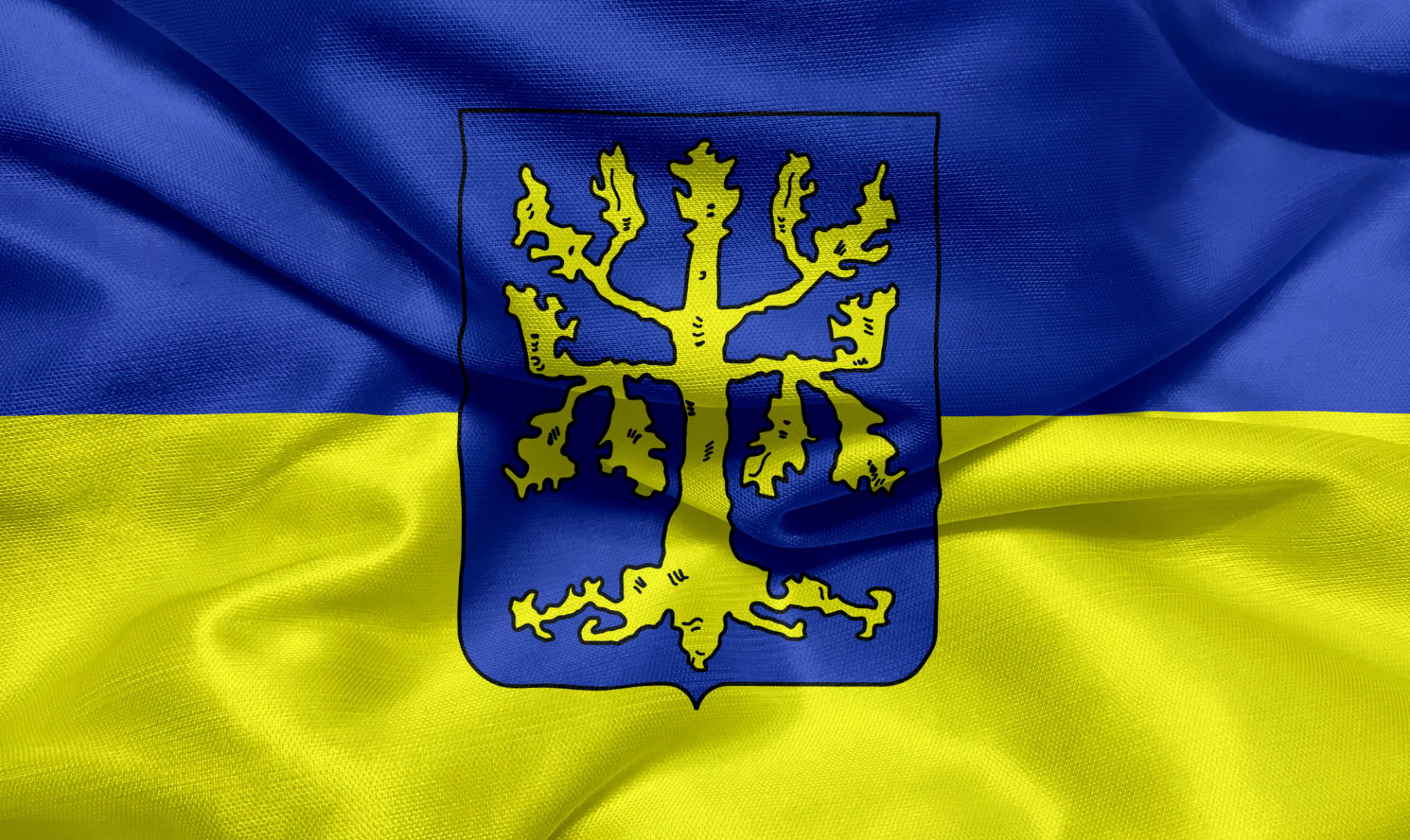 Flag of the city of Hagen