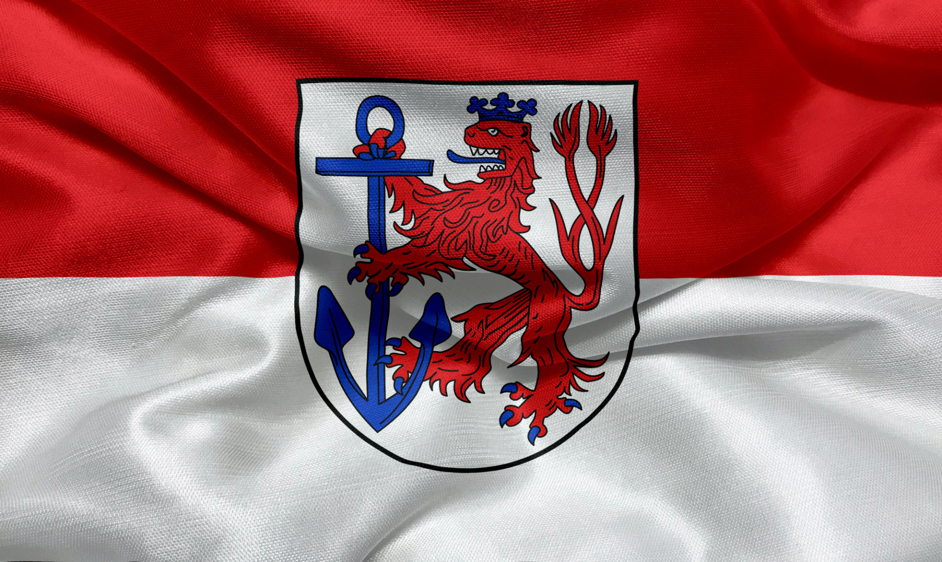 Flag of Düsseldorf