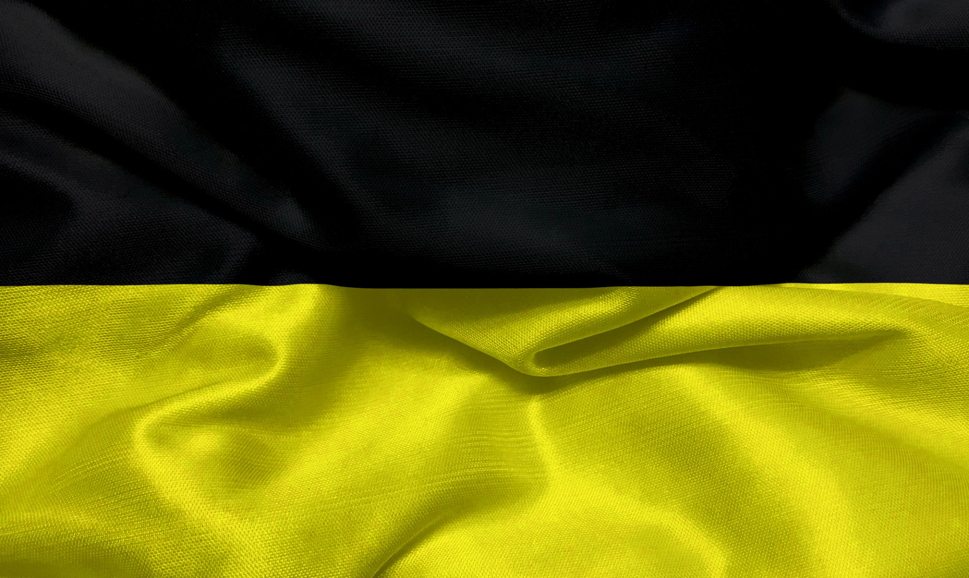 Flag of the city of Aachen in North Rhine-Westphalia