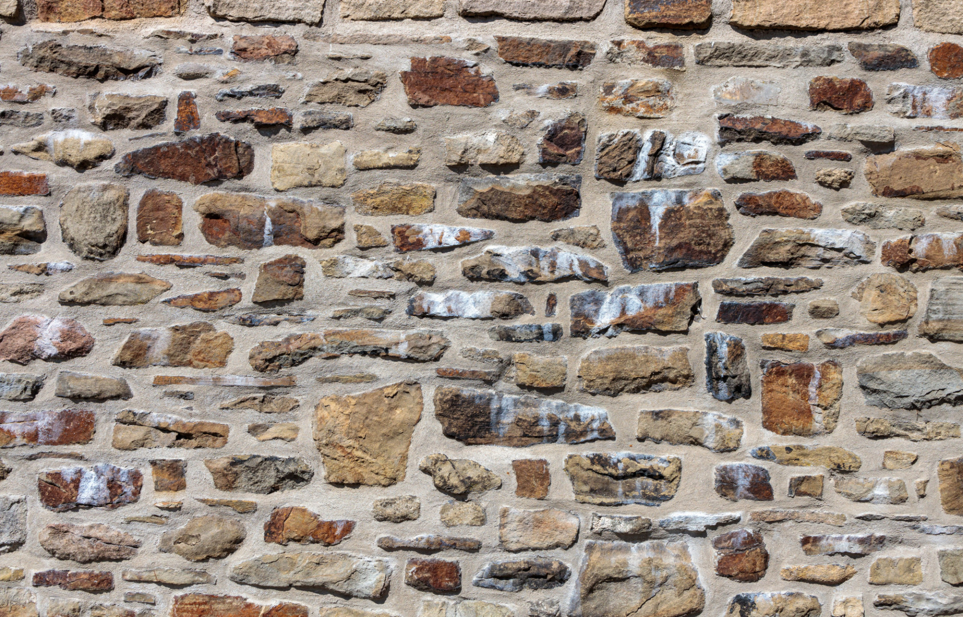 Old Medieval Stonewall Texture