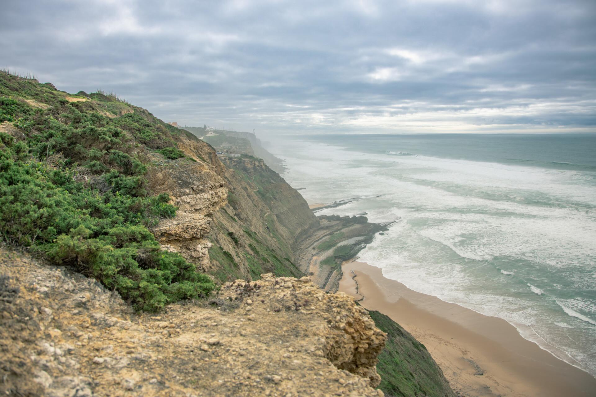 Magoitos beach Praia do Magoito