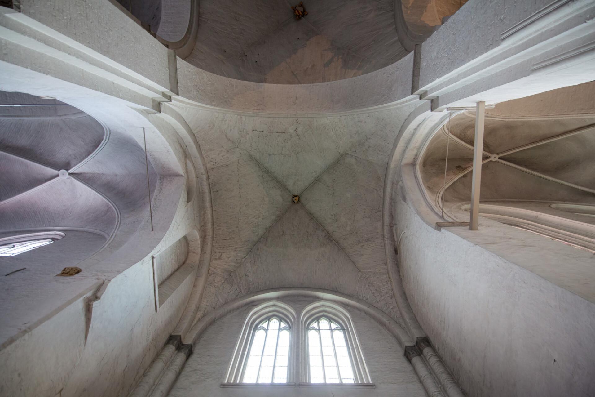 Lübeck Cathedral interior design