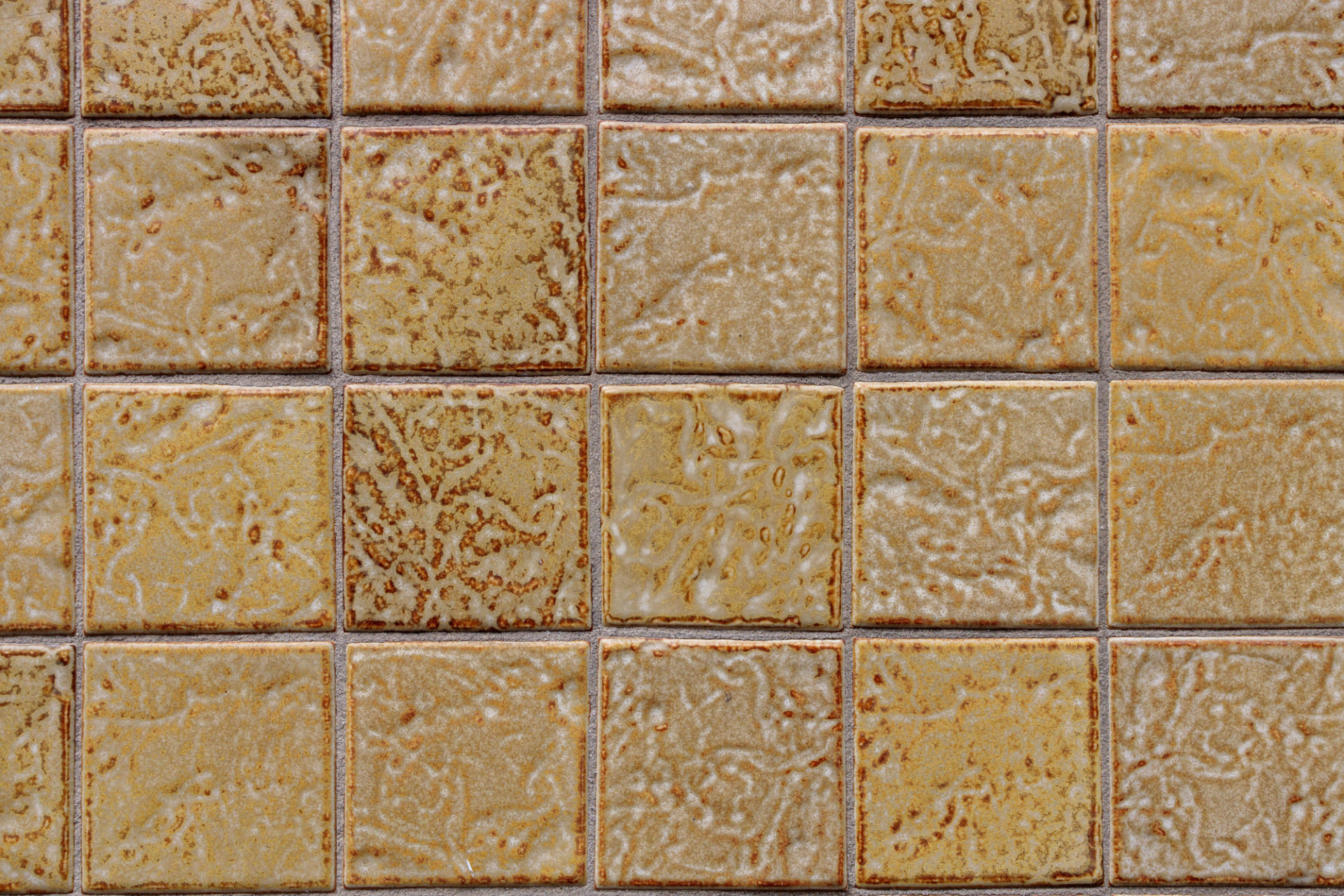 Brown Tiled wall texture