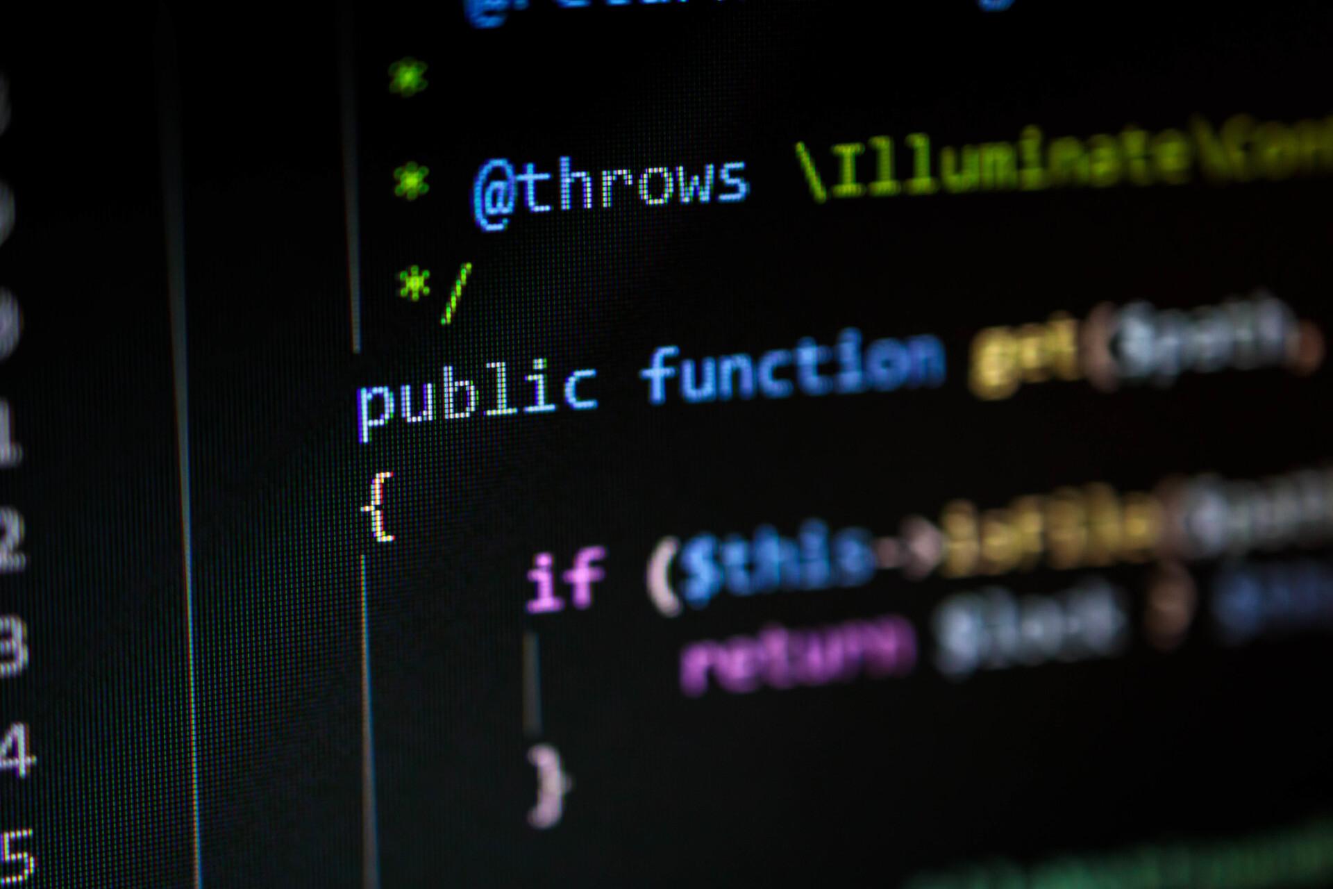 Laravel PHP Code