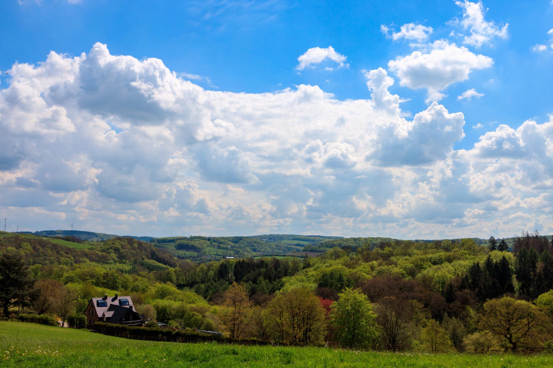 Rural Landscape Velbert