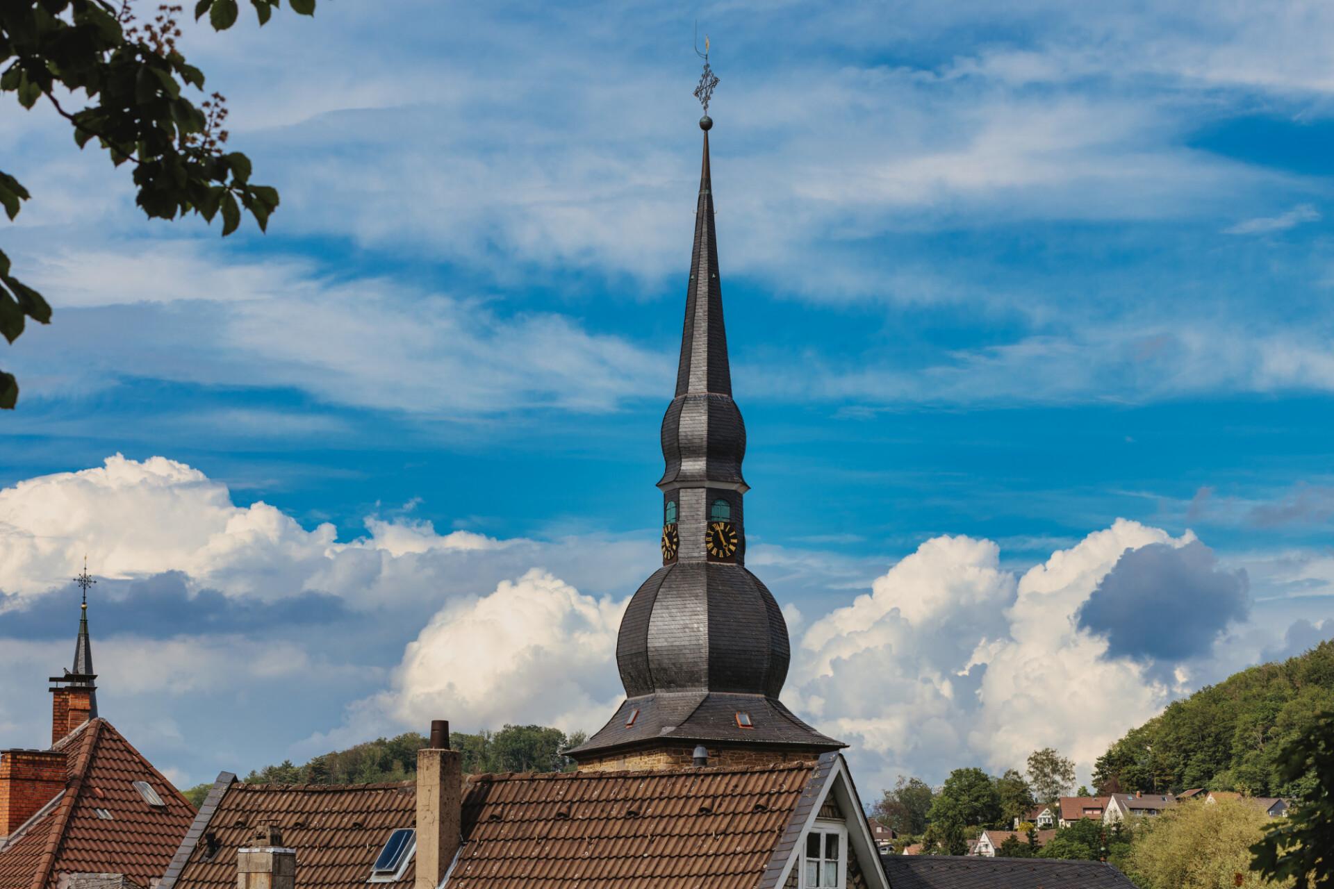 Velbert Langenberg Old Town