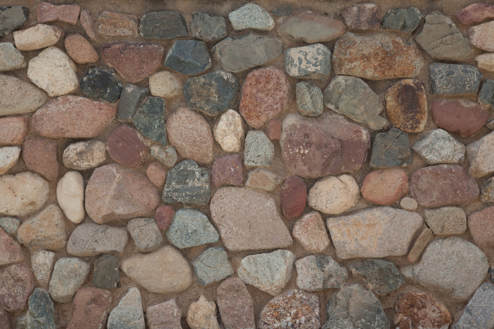 mosaic stone floor texture