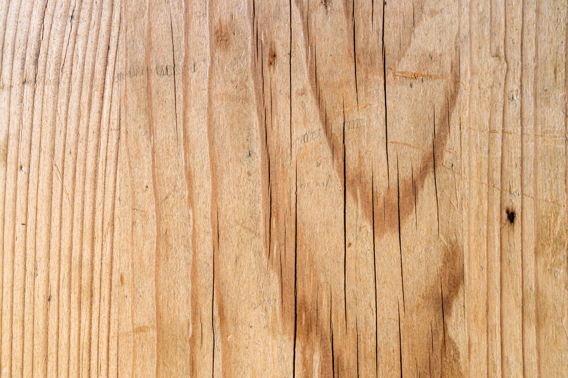 Light wood texture with natural grain