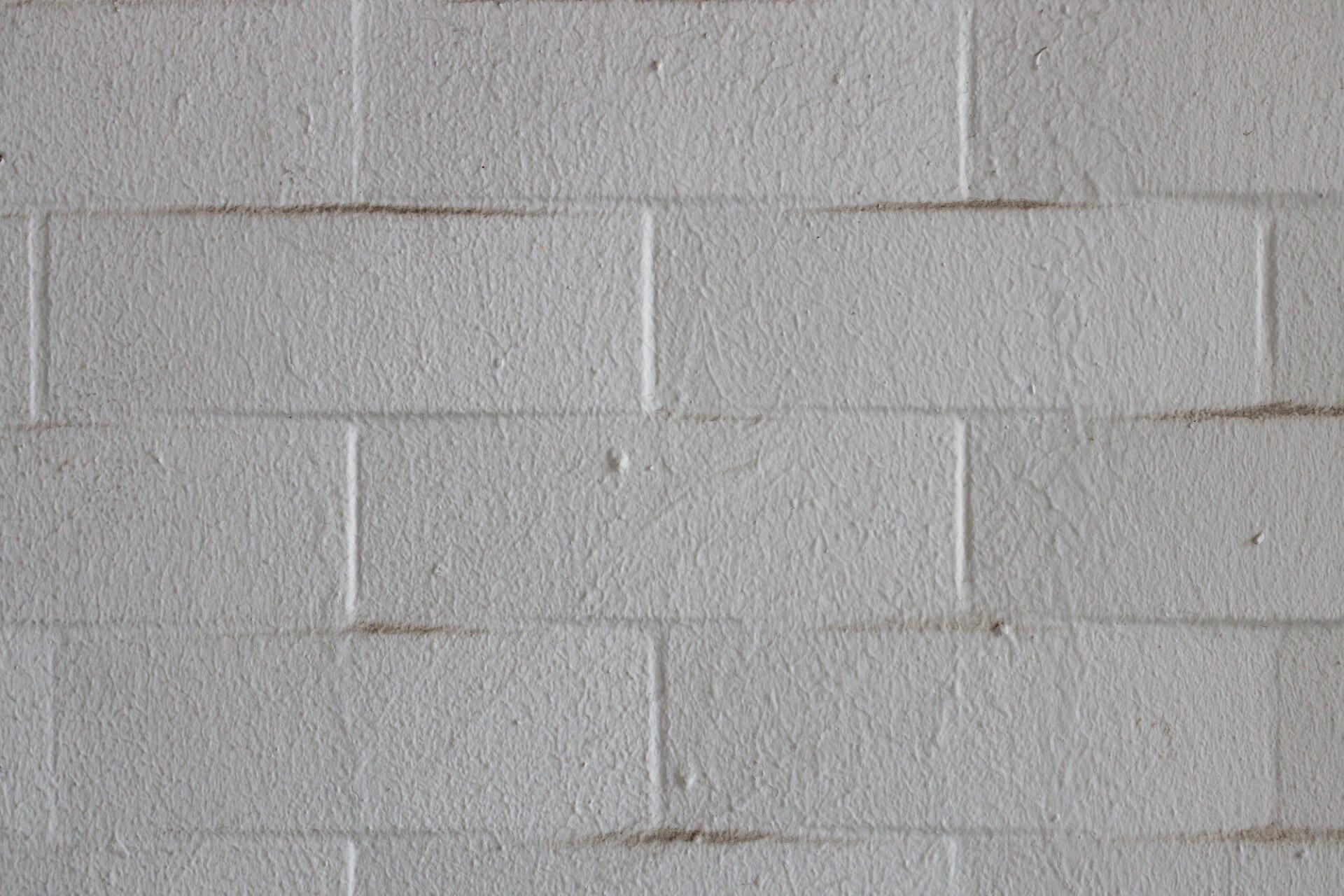 White stone wall texture