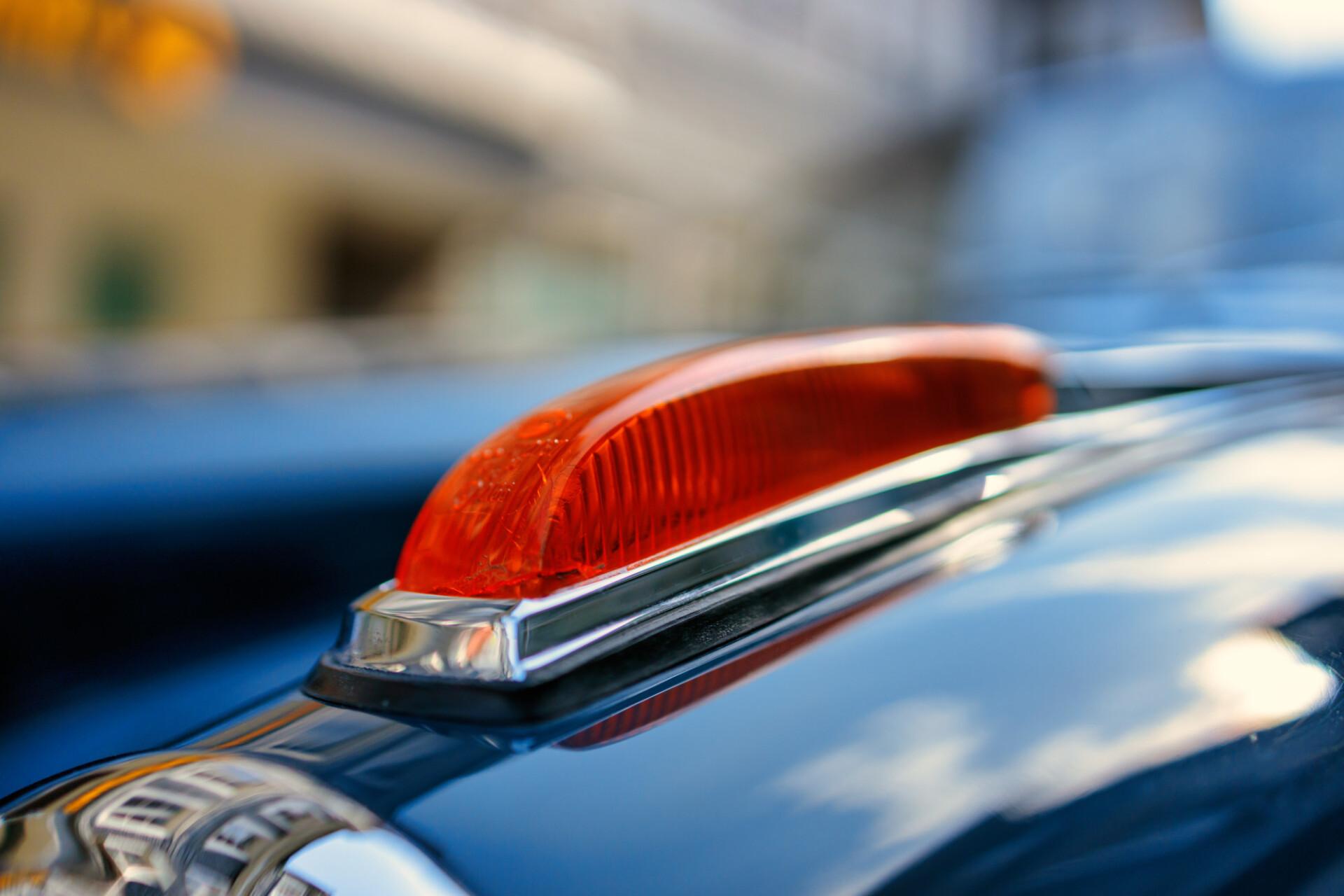 Vintage Car Front Light