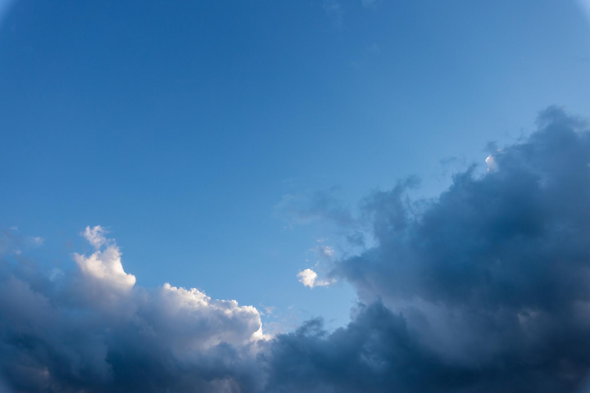 Rain Clouds Draw In