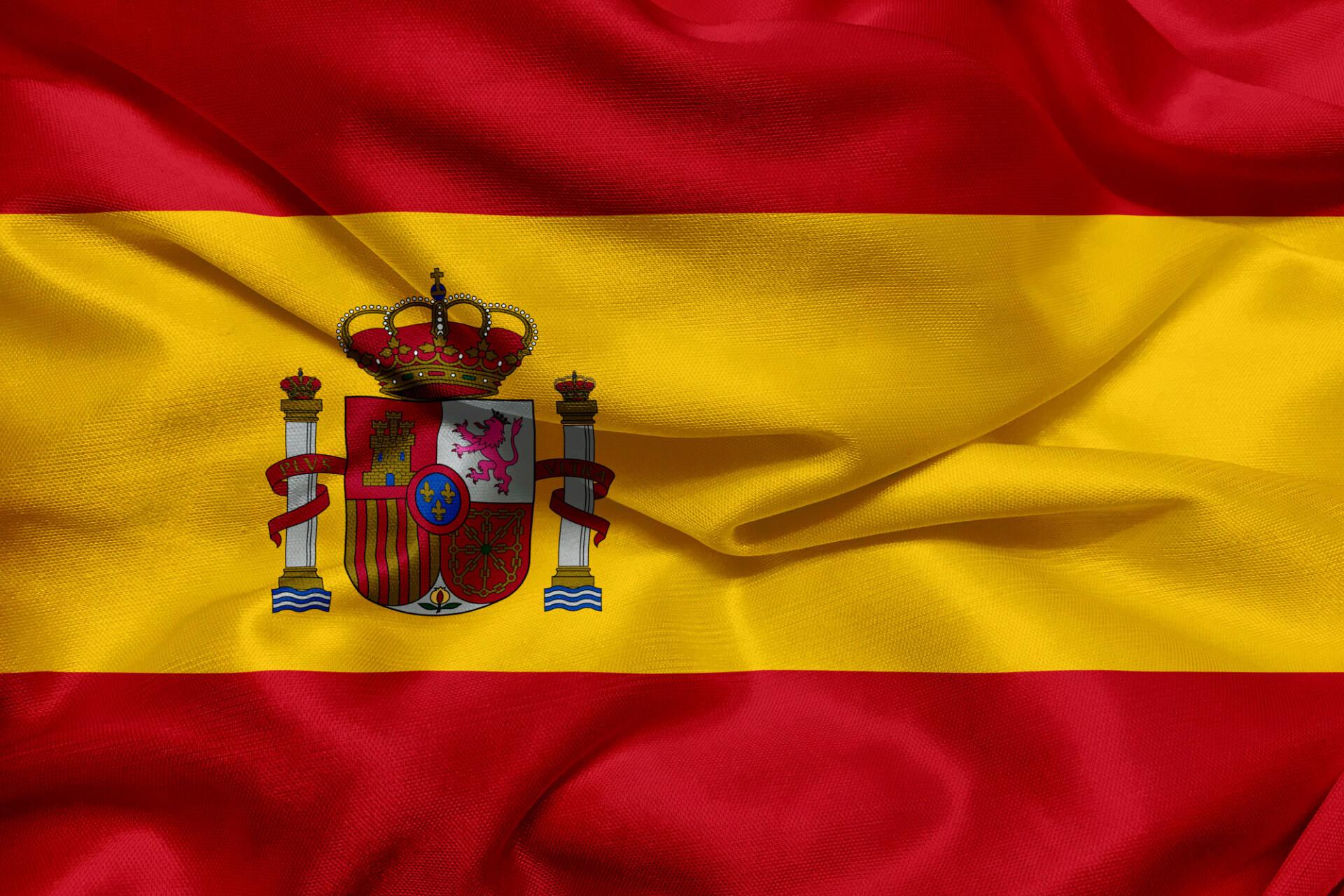 Flag of Spain - the rojigualda